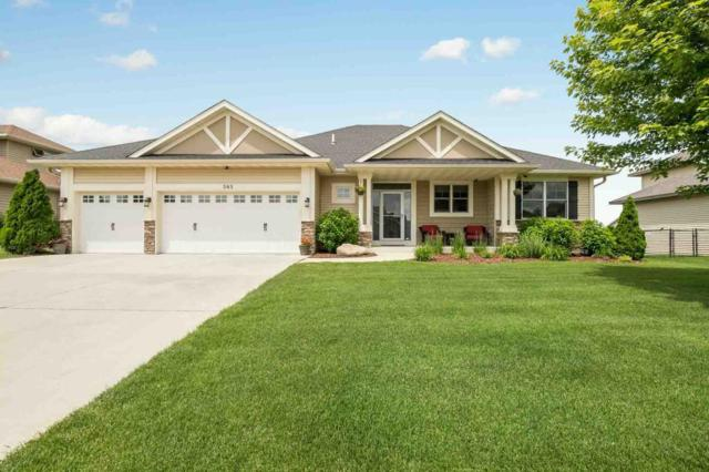 565 Appaloosa Avenue, Shakopee, MN 55379 (#5248786) :: House Hunters Minnesota- Keller Williams Classic Realty NW