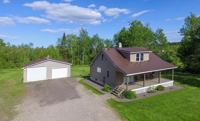 3570 Midway Road, Hermantown, MN 55810 (#5248852) :: House Hunters Minnesota- Keller Williams Classic Realty NW