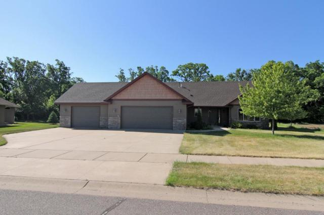 4721 382nd Drive, North Branch, MN 55056 (MLS #5248930) :: The Hergenrother Realty Group