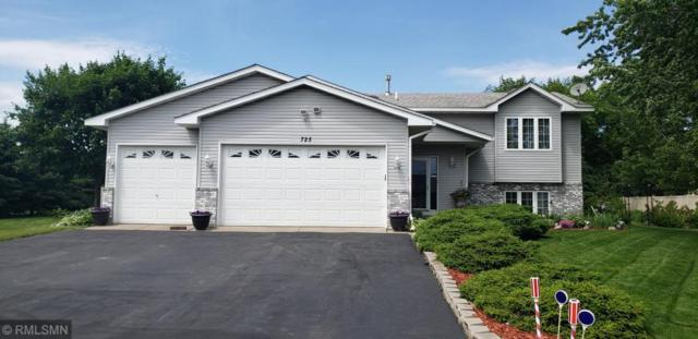 725 W 12th Street, Rush City, MN 55069 (MLS #5249026) :: The Hergenrother Realty Group