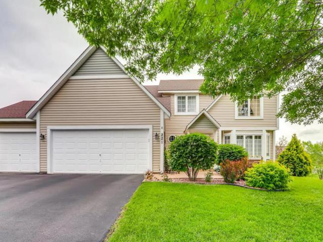 221 Cherrywood Avenue NW, Saint Michael, MN 55376 (#5249821) :: House Hunters Minnesota- Keller Williams Classic Realty NW