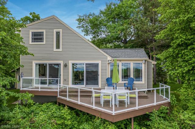 1547 Floan Point Road, East Gull Lake, MN 56401 (#5249874) :: House Hunters Minnesota- Keller Williams Classic Realty NW