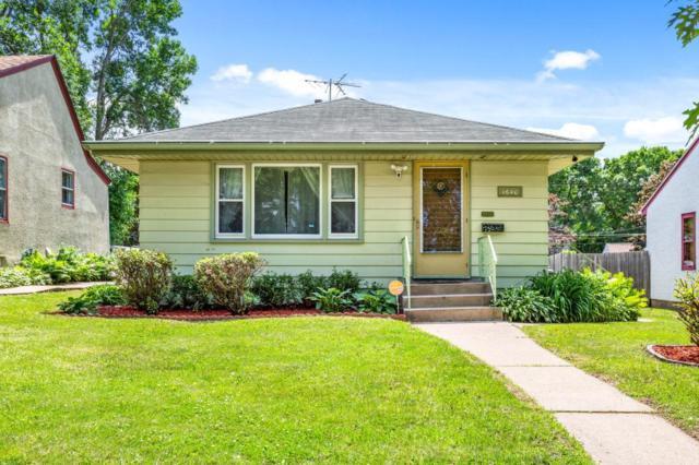 1640 4th Street E, Saint Paul, MN 55106 (#5250069) :: Twin Cities Listed