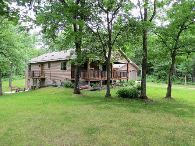 4927 County Road A, Webster, WI 54893 (MLS #5250704) :: The Hergenrother Realty Group