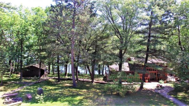 6235 Devils Lake Road, Webster, WI 54893 (MLS #5251356) :: The Hergenrother Realty Group