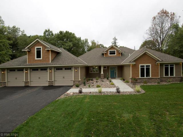 34304 Lanesboro Court, Chisago Lake Twp, MN 55056 (MLS #5251407) :: The Hergenrother Realty Group