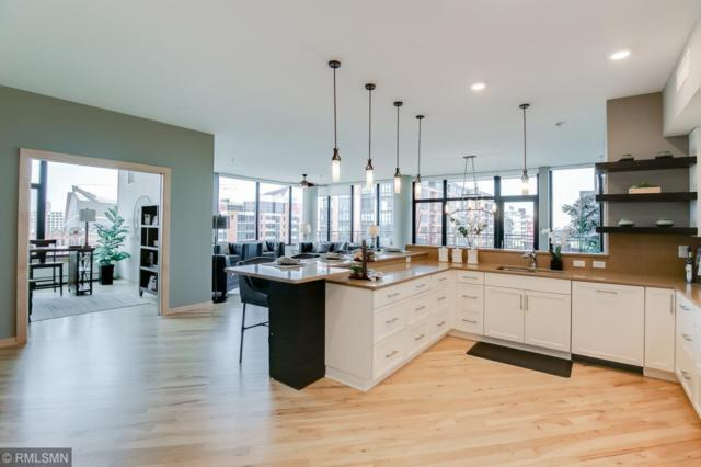 1120 S 2nd Street #614, Minneapolis, MN 55415 (#5251513) :: Bre Berry & Company