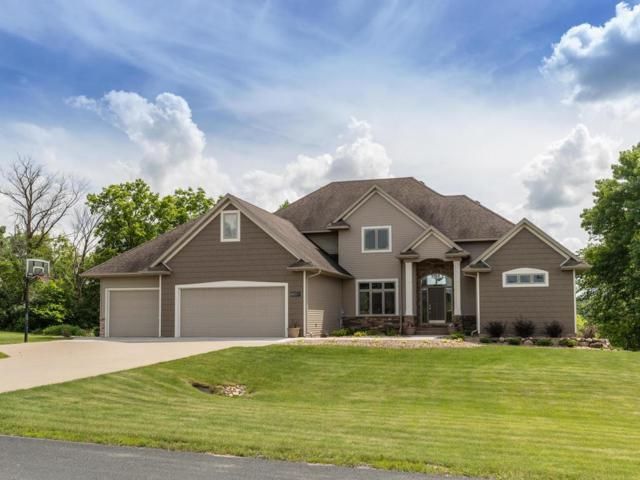 1021 River Bluff Road SE, Mazeppa, MN 55956 (MLS #5251552) :: The Hergenrother Realty Group