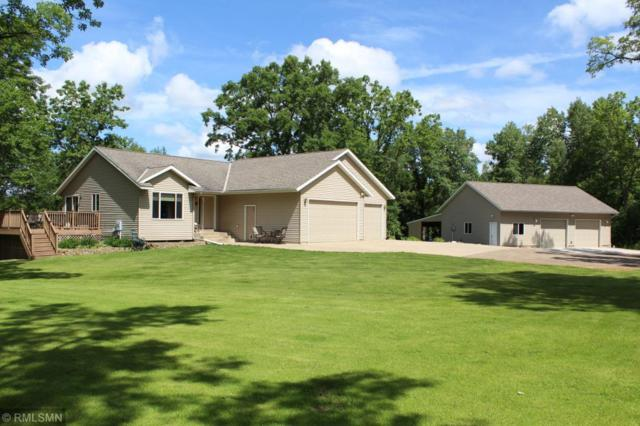 15600 Ironwood Trail, Milaca, MN 56353 (MLS #5251798) :: The Hergenrother Realty Group