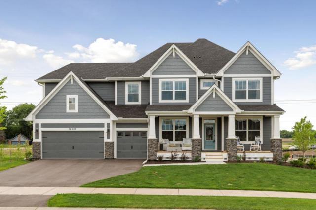 14893 47th Street NE, Saint Michael, MN 55376 (#5251882) :: House Hunters Minnesota- Keller Williams Classic Realty NW