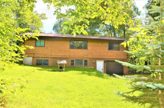 4209 Aspen Hill Lane, Webster, WI 54893 (MLS #5252024) :: The Hergenrother Realty Group