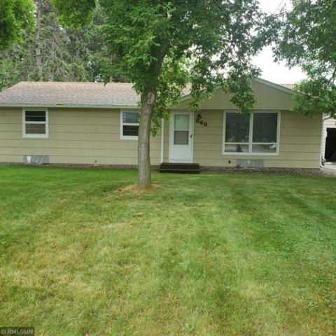 849 W River Road, Champlin, MN 55316 (MLS #5252625) :: The Hergenrother Realty Group