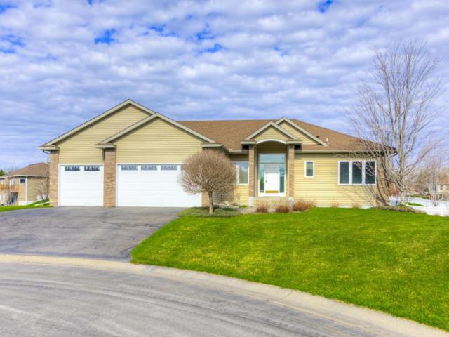 11128 33rd Circle NE, Saint Michael, MN 55376 (#5253524) :: House Hunters Minnesota- Keller Williams Classic Realty NW
