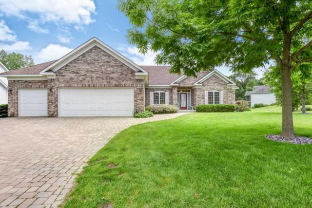 11289 17th Place NE, Saint Michael, MN 55376 (#5253558) :: House Hunters Minnesota- Keller Williams Classic Realty NW