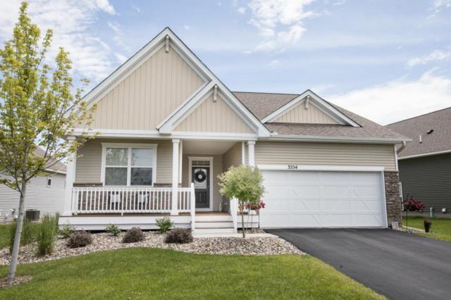 3554 Kachina Avenue NE, Saint Michael, MN 55376 (#5256464) :: House Hunters Minnesota- Keller Williams Classic Realty NW