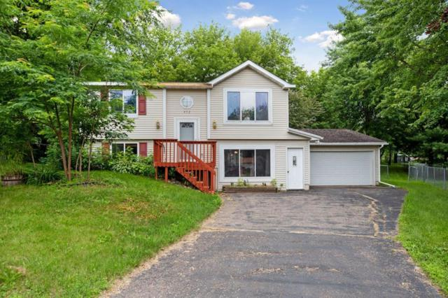 852 Marjorie Street, Hammond, WI 54015 (#5256846) :: Hergenrother Group