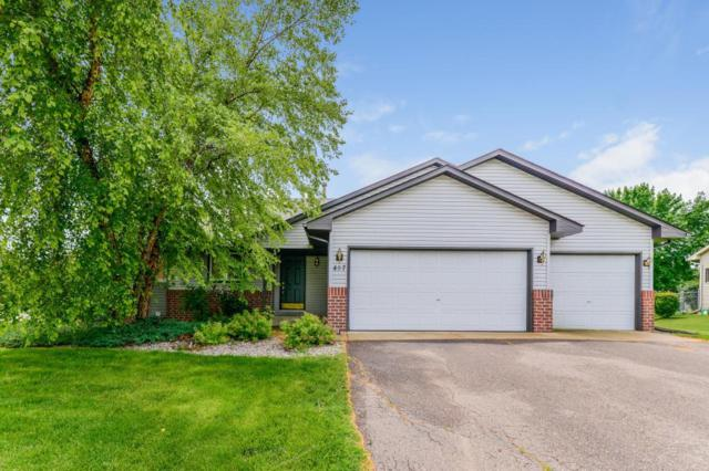 457 Dogwood Court NW, Saint Michael, MN 55376 (#5258794) :: House Hunters Minnesota- Keller Williams Classic Realty NW