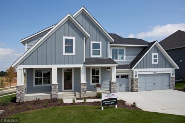 14991 47th Street NE, Saint Michael, MN 55376 (#5260332) :: House Hunters Minnesota- Keller Williams Classic Realty NW