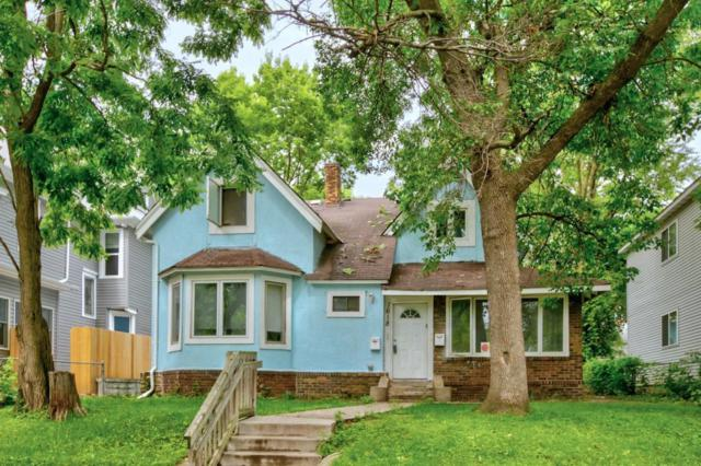 1618 Hillside Avenue N, Minneapolis, MN 55411 (#5262143) :: House Hunters Minnesota- Keller Williams Classic Realty NW