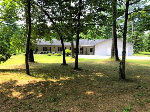 4225 Eagles Nest Road, Webster, WI 54893 (#5262595) :: The Michael Kaslow Team