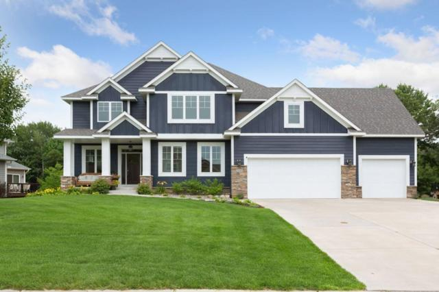 2481 132nd Avenue NE, Blaine, MN 55449 (#5263495) :: Hergenrother Group