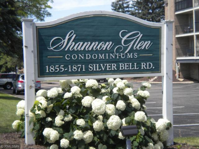 1855 Silver Bell Road #212, Eagan, MN 55122 (#5264147) :: Hergenrother Group
