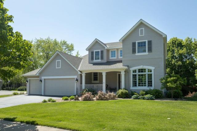 13853 Essex Trail, Apple Valley, MN 55124 (#5264540) :: Hergenrother Group