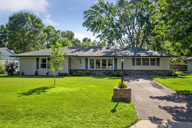 8031 6th Street NE, Spring Lake Park, MN 55432 (#5264915) :: House Hunters Minnesota- Keller Williams Classic Realty NW