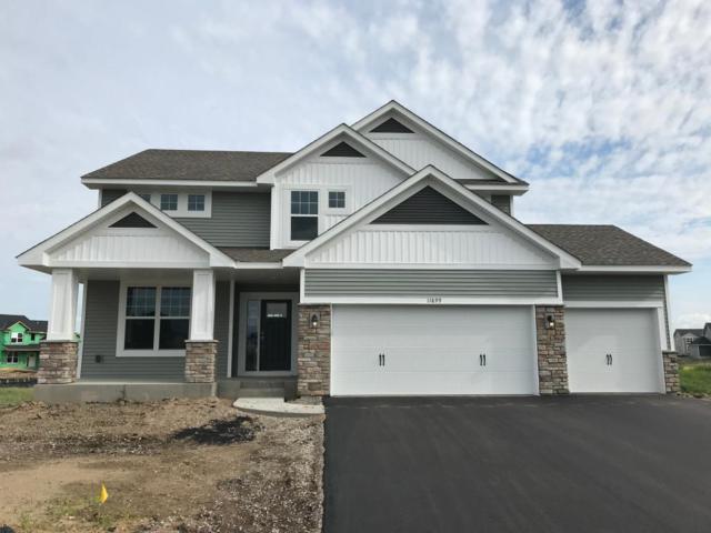 11899 73rd Street NE, Otsego, MN 55301 (#5266446) :: House Hunters Minnesota- Keller Williams Classic Realty NW