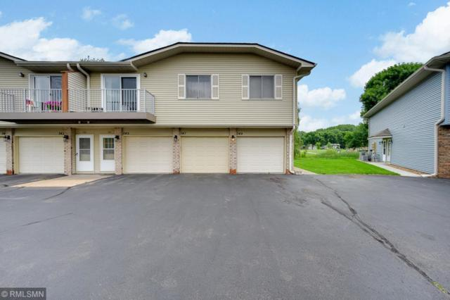 747 Parkside Drive 747G, Vadnais Heights, MN 55127 (MLS #5266458) :: The Hergenrother Realty Group