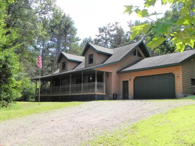 4503 Fox Ridge Drive, Danbury, WI 54830 (MLS #5267580) :: The Hergenrother Realty Group