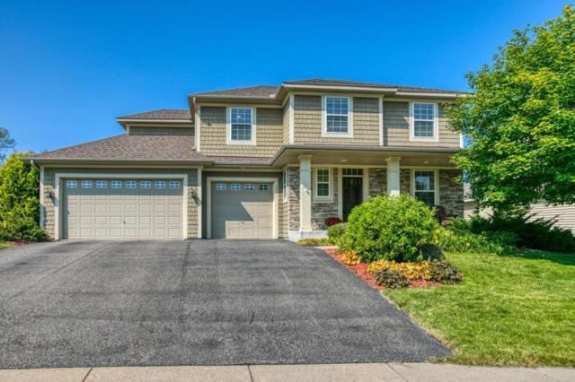 5897 Upland Lane N, Plymouth, MN 55446 (#5269589) :: House Hunters Minnesota- Keller Williams Classic Realty NW