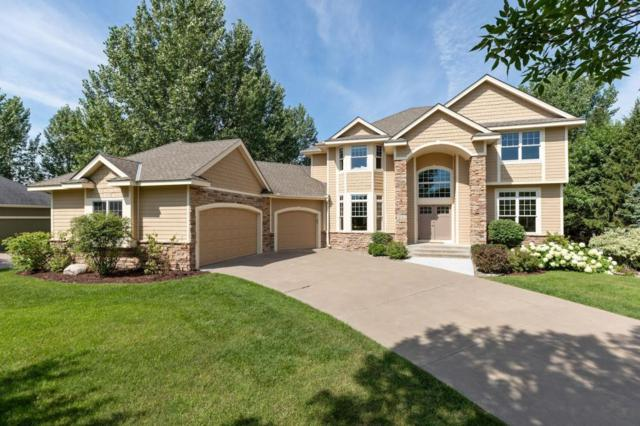 2645 Cottage Grove Place, Woodbury, MN 55129 (#5270292) :: House Hunters Minnesota- Keller Williams Classic Realty NW