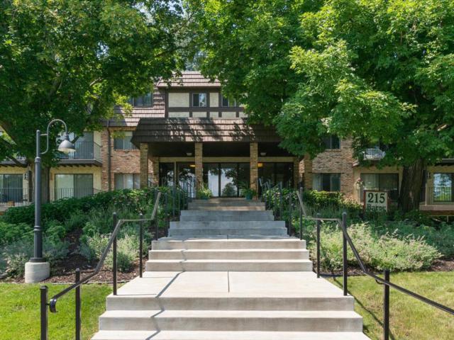 215 Barry Avenue S #219, Wayzata, MN 55391 (#5272573) :: House Hunters Minnesota- Keller Williams Classic Realty NW
