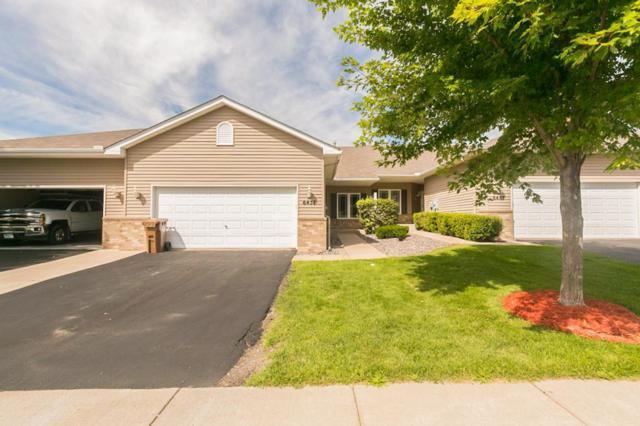 6457 Maclaren Avenue NE, Otsego, MN 55301 (#5273915) :: House Hunters Minnesota- Keller Williams Classic Realty NW