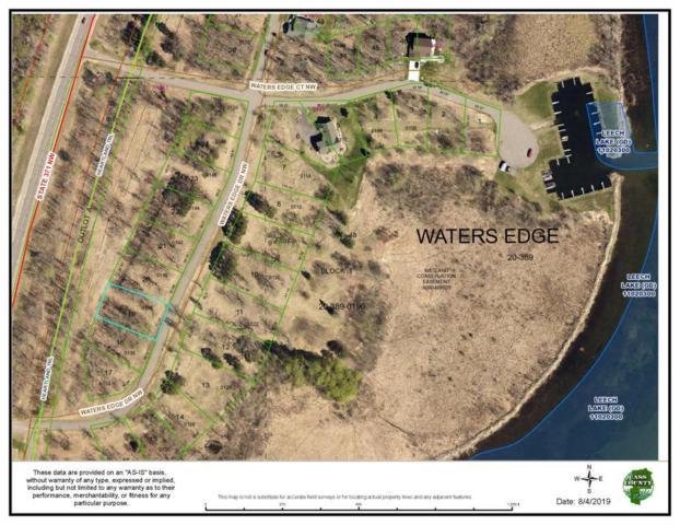 Lot 19 Waters Edge Drive NW, Walker, MN 56484 (#5273927) :: The Michael Kaslow Team