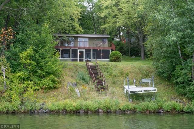 1615 Niles Lane, Balsam Lake Twp, WI 54824 (#5273979) :: House Hunters Minnesota- Keller Williams Classic Realty NW