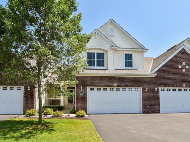 9904 Alvarado Lane N #4702, Maple Grove, MN 55311 (#5274457) :: House Hunters Minnesota- Keller Williams Classic Realty NW