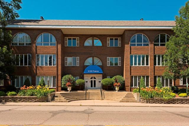 5100 France Avenue S #306, Edina, MN 55410 (#5278000) :: Bre Berry & Company