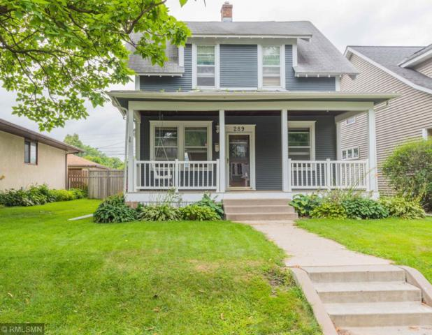289 Brimhall Street, Saint Paul, MN 55105 (#5278111) :: The Odd Couple Team