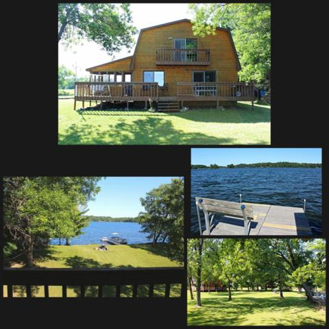 33285 Loon Drive, Cushing, MN 56443 (MLS #5278687) :: The Hergenrother Realty Group