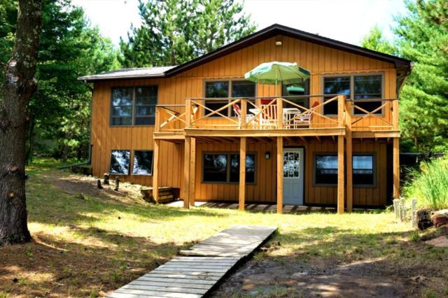 8598 W Bass Lake Road, Danbury, WI 54830 (MLS #5278729) :: The Hergenrother Realty Group