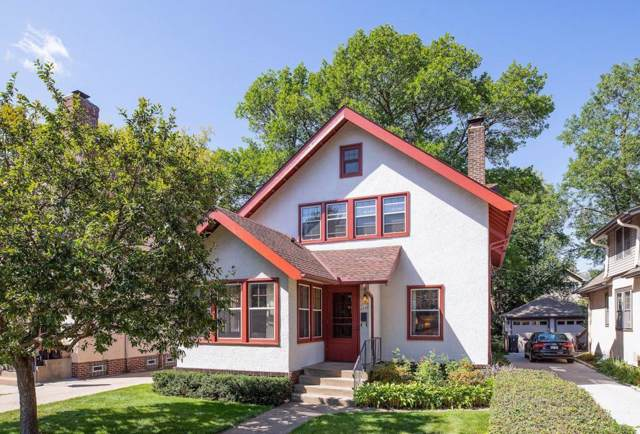 4132 Aldrich Avenue S, Minneapolis, MN 55409 (#5282370) :: House Hunters Minnesota- Keller Williams Classic Realty NW