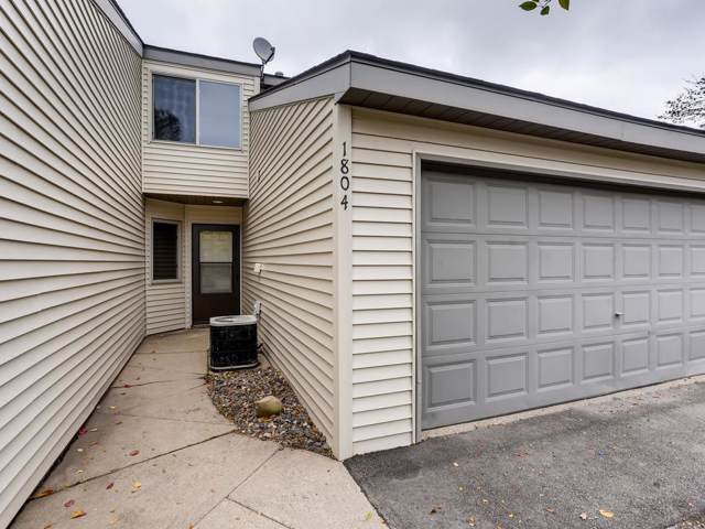 1804 Fairway Drive #1804, Hudson, WI 54016 (MLS #5282695) :: The Hergenrother Realty Group