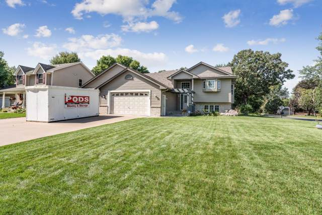 7492 Bacon Drive NE, Fridley, MN 55432 (MLS #5284151) :: The Hergenrother Realty Group