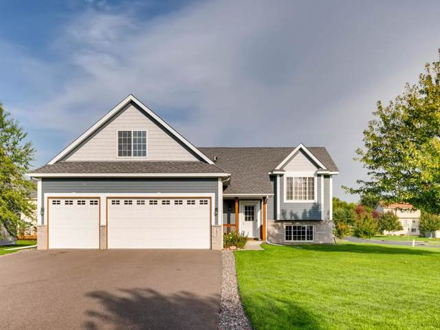 7402 Lamont Avenue NE, Otsego, MN 55301 (#5287989) :: House Hunters Minnesota- Keller Williams Classic Realty NW