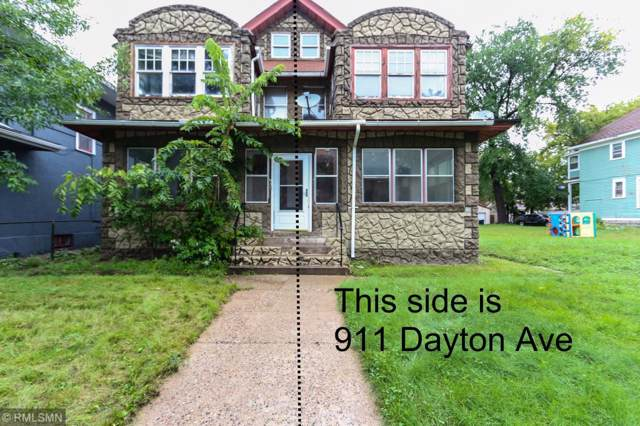 911 Dayton Avenue, Saint Paul, MN 55104 (#5291131) :: Olsen Real Estate Group