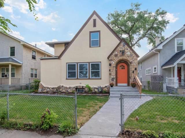 916 Newton Avenue N, Minneapolis, MN 55411 (#5292880) :: House Hunters Minnesota- Keller Williams Classic Realty NW