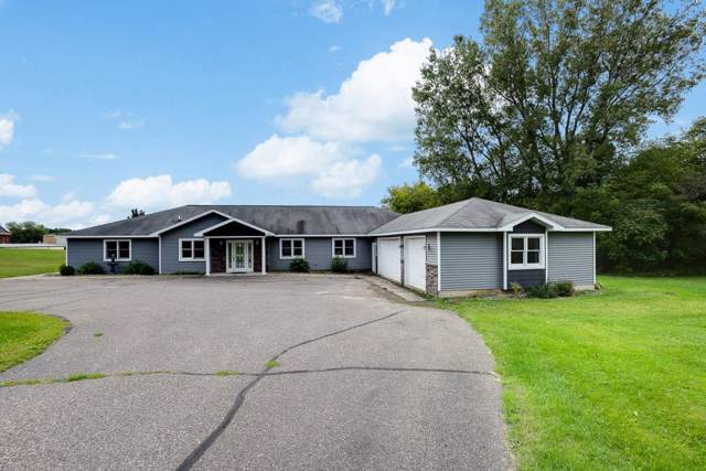 1107 Park Drive, Glenwood City, WI 54013 (MLS #5293165) :: The Hergenrother Realty Group