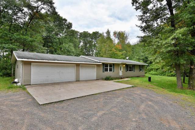 29905 Minerva Road, Danbury, WI 54830 (MLS #5294356) :: The Hergenrother Realty Group